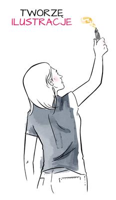 I create illustrations
