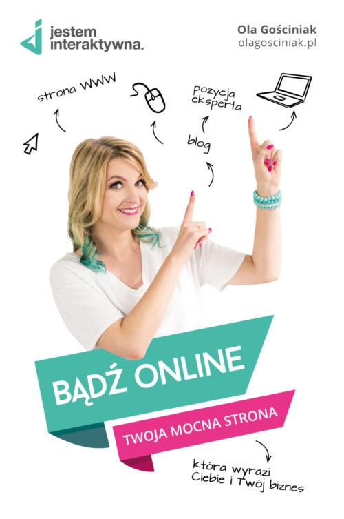 Bądź online, Ola Gościniak