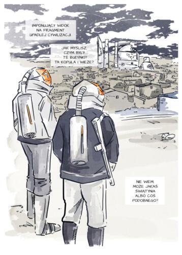 GostTown | Antologia komiksowa, Biblioteka Publiczna Gostyń